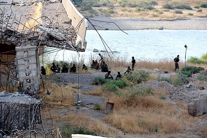 Guwer-Xazir operasyonunda Peşmerge.. galerisi resim 53
