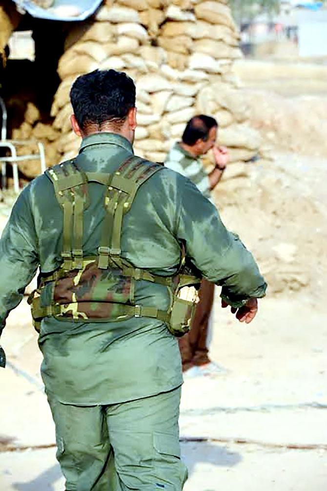 Guwer-Xazir operasyonunda Peşmerge.. galerisi resim 54