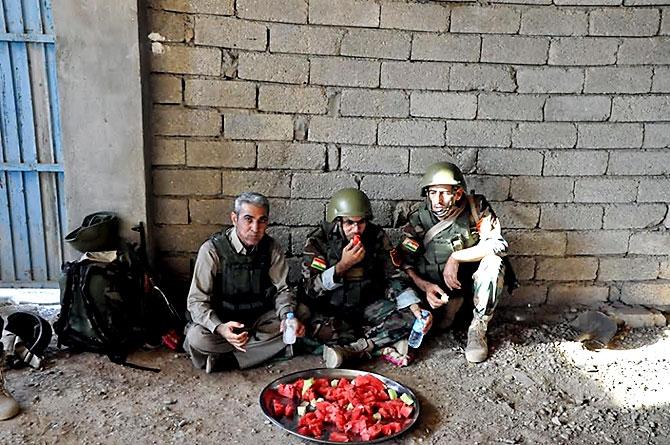 Guwer-Xazir operasyonunda Peşmerge.. galerisi resim 58
