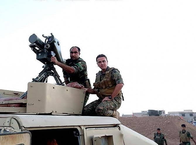 Guwer-Xazir operasyonunda Peşmerge.. galerisi resim 8
