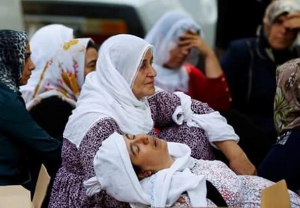 Antep'te bombalı saldırı: En az 50 kişi hayatını kaybetti galerisi resim 28