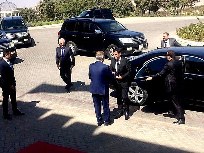 Fotoğraflarla HDP heyetinin Kürdistan ziyareti galerisi resim 14