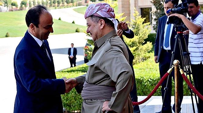 Fotoğraflarla HDP heyetinin Kürdistan ziyareti galerisi resim 18