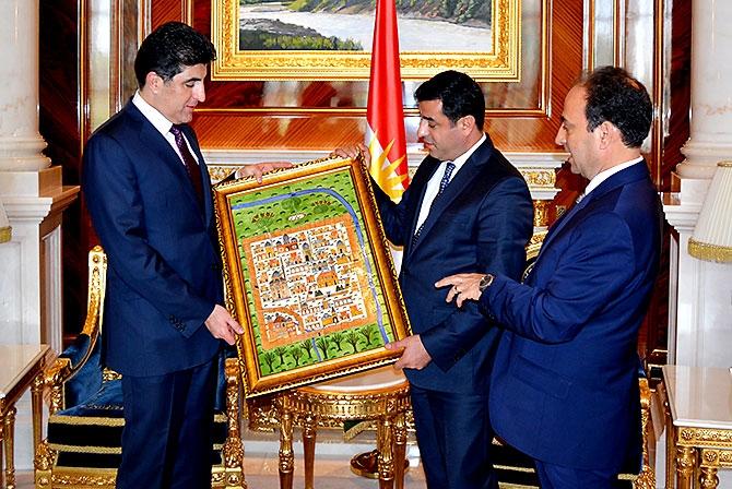 Fotoğraflarla HDP heyetinin Kürdistan ziyareti galerisi resim 27