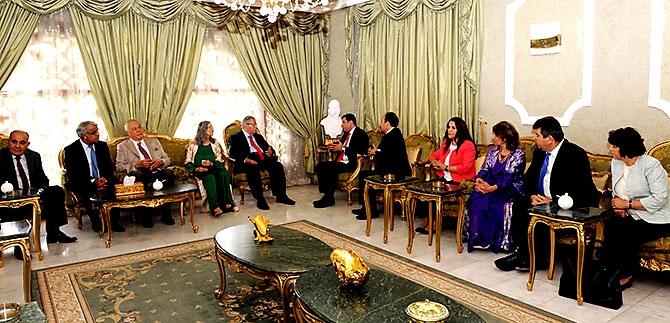 Fotoğraflarla HDP heyetinin Kürdistan ziyareti galerisi resim 31