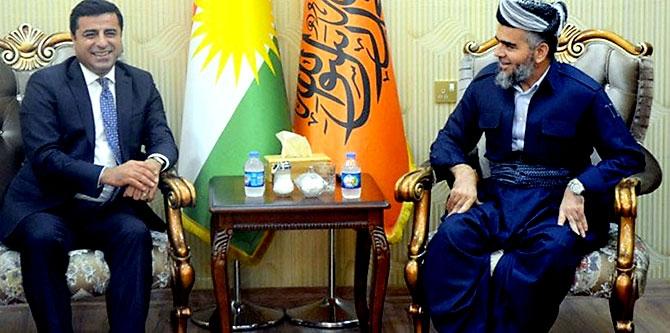 Fotoğraflarla HDP heyetinin Kürdistan ziyareti galerisi resim 36