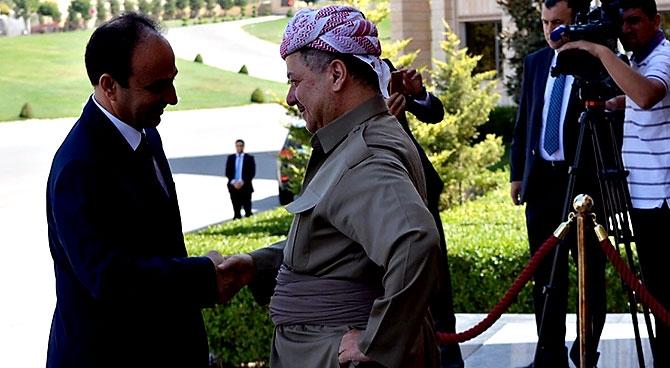 Fotoğraflarla HDP heyetinin Kürdistan ziyareti galerisi resim 4