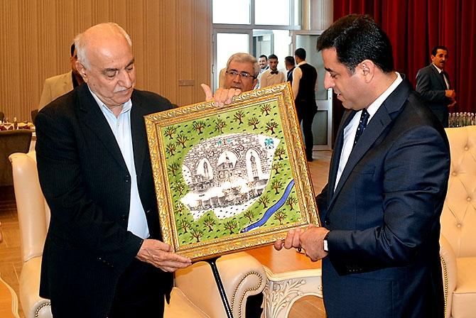 Fotoğraflarla HDP heyetinin Kürdistan ziyareti galerisi resim 40