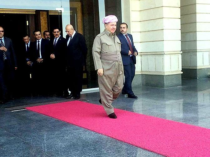 Fotoğraflarla HDP heyetinin Kürdistan ziyareti galerisi resim 9
