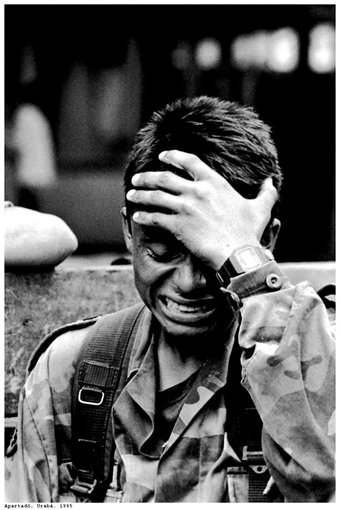 Fotoğraflarla: Kolombiya'da 52 yıl süren savaş galerisi resim 10