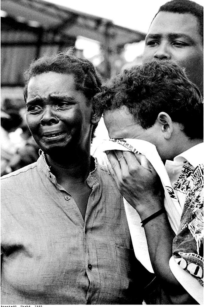 Fotoğraflarla: Kolombiya'da 52 yıl süren savaş galerisi resim 11