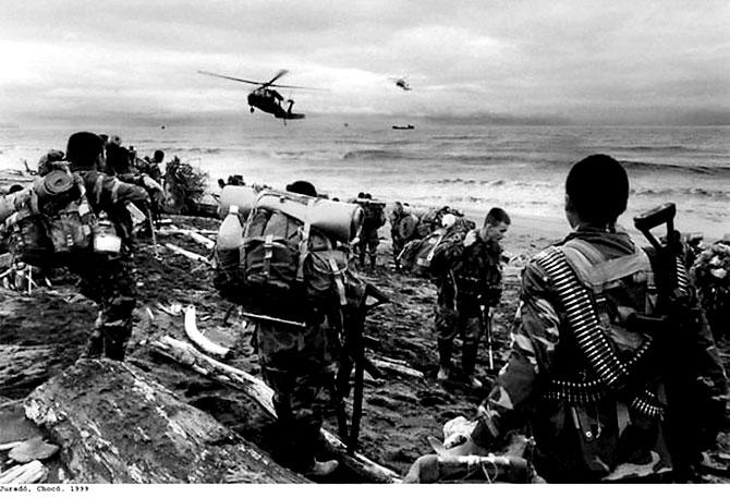 Fotoğraflarla: Kolombiya'da 52 yıl süren savaş galerisi resim 3