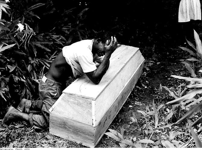 Fotoğraflarla: Kolombiya'da 52 yıl süren savaş galerisi resim 9
