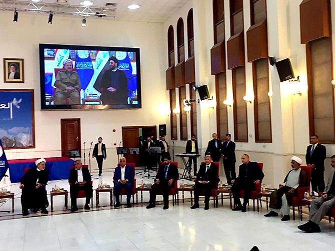 Fotoğraflarla Mesud Barzani'nin Bağdat ziyareti galerisi resim 3