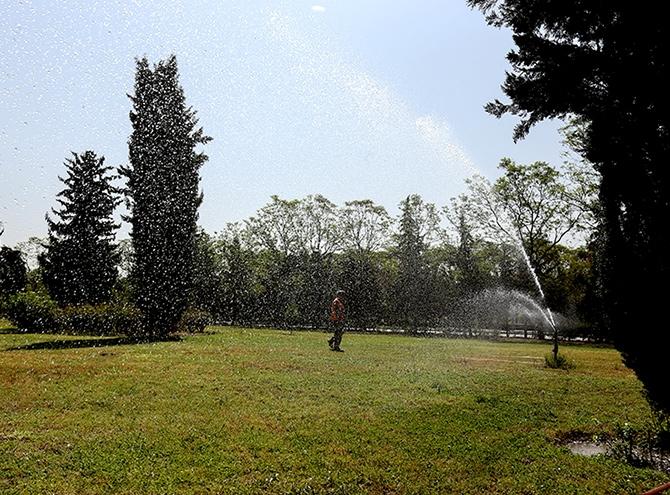 Hewler'in en büyük parkı: Sami Abdurrahman Parkı galerisi resim 14