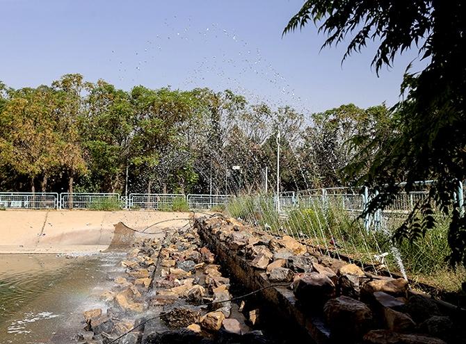 Hewler'in en büyük parkı: Sami Abdurrahman Parkı galerisi resim 16