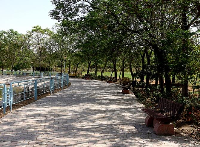 Hewler'in en büyük parkı: Sami Abdurrahman Parkı galerisi resim 19