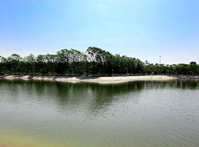 Hewler'in en büyük parkı: Sami Abdurrahman Parkı galerisi resim 6