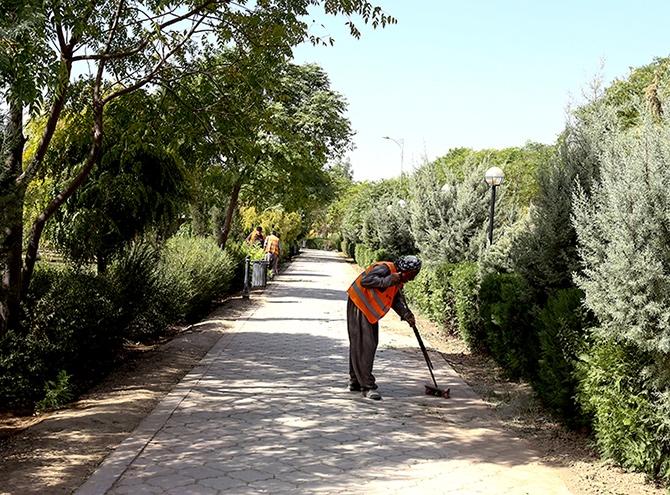 Hewler'in en büyük parkı: Sami Abdurrahman Parkı galerisi resim 7