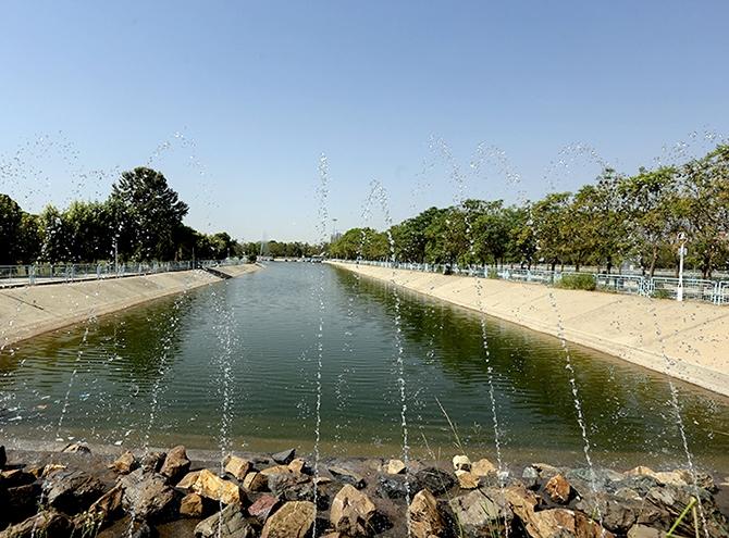 Hewler'in en büyük parkı: Sami Abdurrahman Parkı galerisi resim 8
