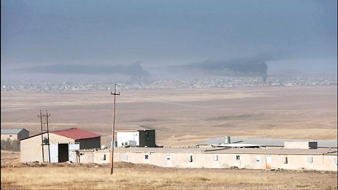 Fotoğraflarla Peşmerge'nin Musul Operasyonu galerisi resim 33