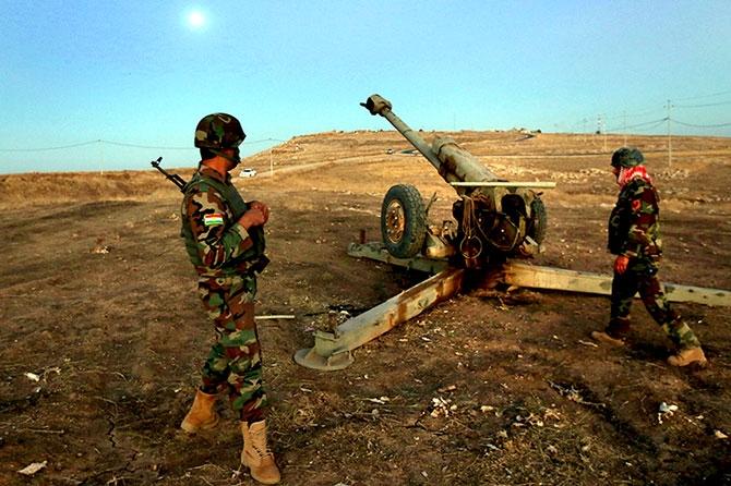 Fotoğraflarla Peşmerge'nin Musul Operasyonu galerisi resim 58