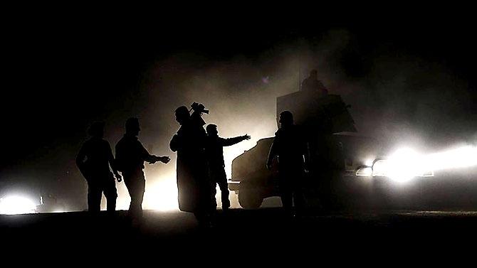 Fotoğraflarla Peşmerge'nin Musul Operasyonu galerisi resim 6