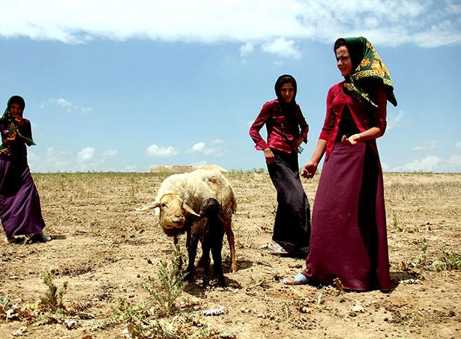 Fotoğraflarla Horasan göçerleri galerisi resim 10