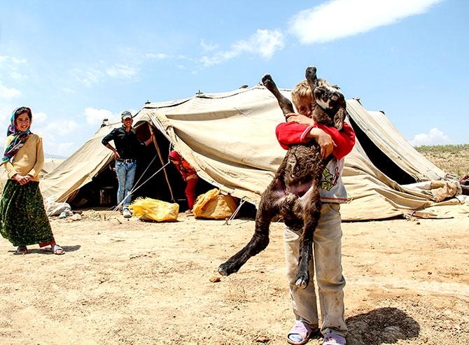 Fotoğraflarla Horasan göçerleri galerisi resim 11