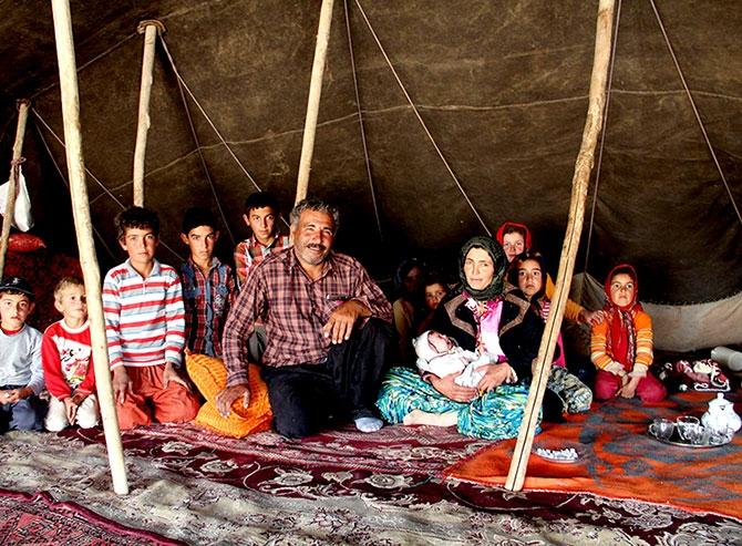 Fotoğraflarla Horasan göçerleri galerisi resim 14
