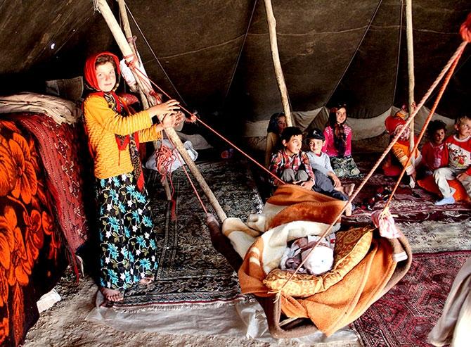 Fotoğraflarla Horasan göçerleri galerisi resim 16