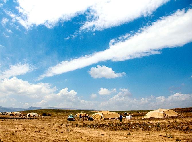 Fotoğraflarla Horasan göçerleri galerisi resim 17
