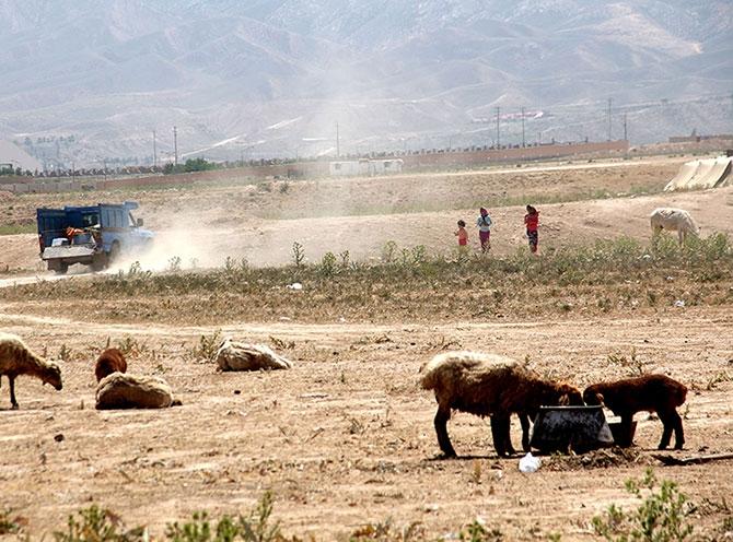 Fotoğraflarla Horasan göçerleri galerisi resim 18