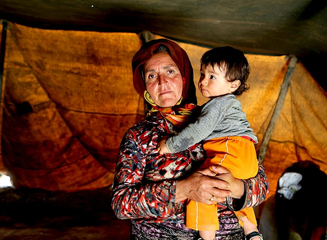 Fotoğraflarla Horasan göçerleri galerisi resim 5