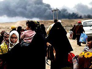 Musul'u Kurtarma Operasyonu: Sivillerin zorlu kaçışı