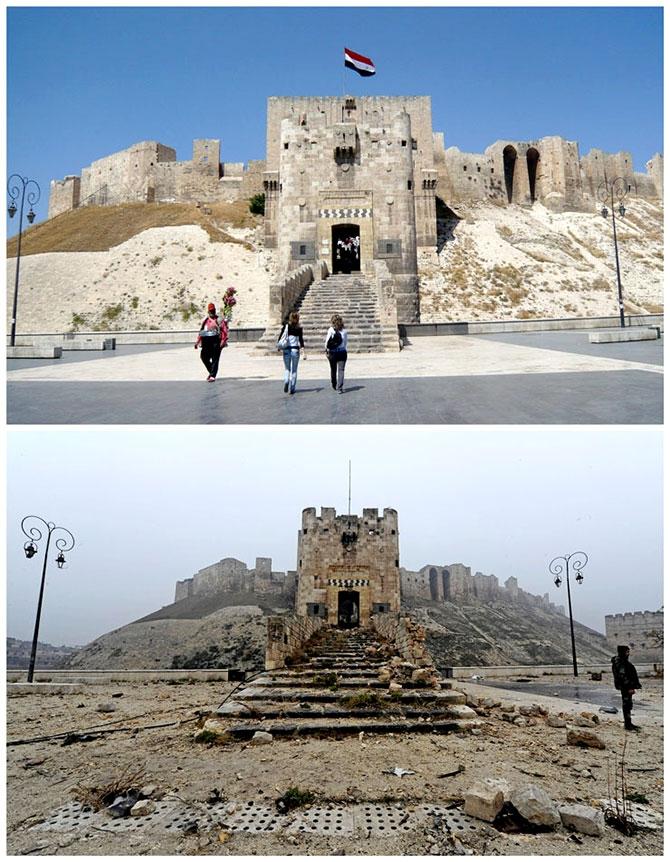 Halep; savaştan önce, savaştan sonra… galerisi resim 1