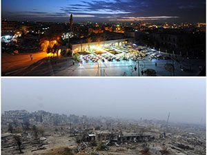 Halep; savaştan önce, savaştan sonra…