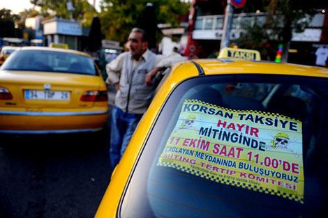 Korsan Taksi Öfkesi galerisi resim 2