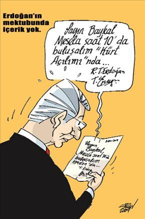 Karikatürlerle Mektuplaşma Siyaseti galerisi resim 5