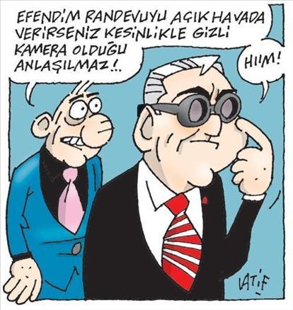 Karikatürlerle Mektuplaşma Siyaseti galerisi resim 7