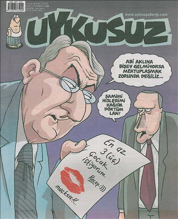 Karikatürlerle Mektuplaşma Siyaseti galerisi resim 9