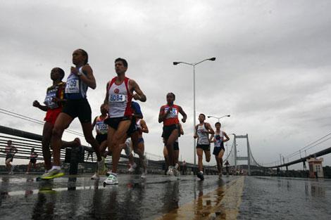 Avrasya Maratonundan renkli kareler galerisi resim 7