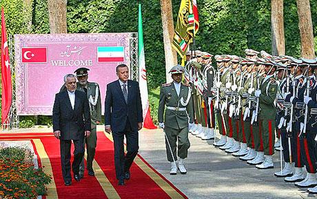 Başbakan Erdoğan'ın İran ziyareti galerisi resim 10
