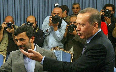 Başbakan Erdoğan'ın İran ziyareti galerisi resim 11