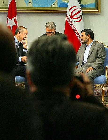 Başbakan Erdoğan'ın İran ziyareti galerisi resim 14