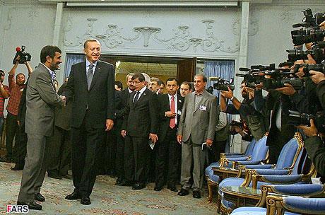 Başbakan Erdoğan'ın İran ziyareti galerisi resim 6