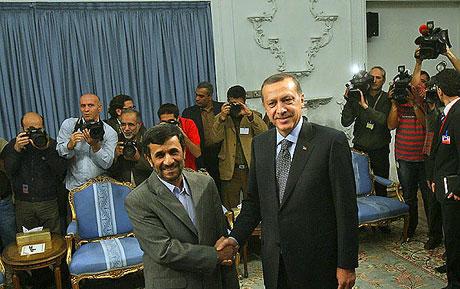 Başbakan Erdoğan'ın İran ziyareti galerisi resim 8