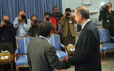 Başbakan Erdoğan'ın İran ziyareti galerisi resim 9