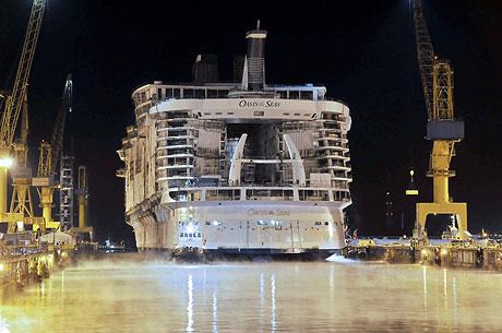 Titanik'ten 5 kat daha büyük galerisi resim 15