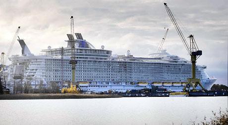 Titanik'ten 5 kat daha büyük galerisi resim 2